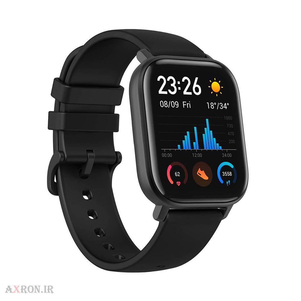 قیمت ساعت هوشمند amazfit gts