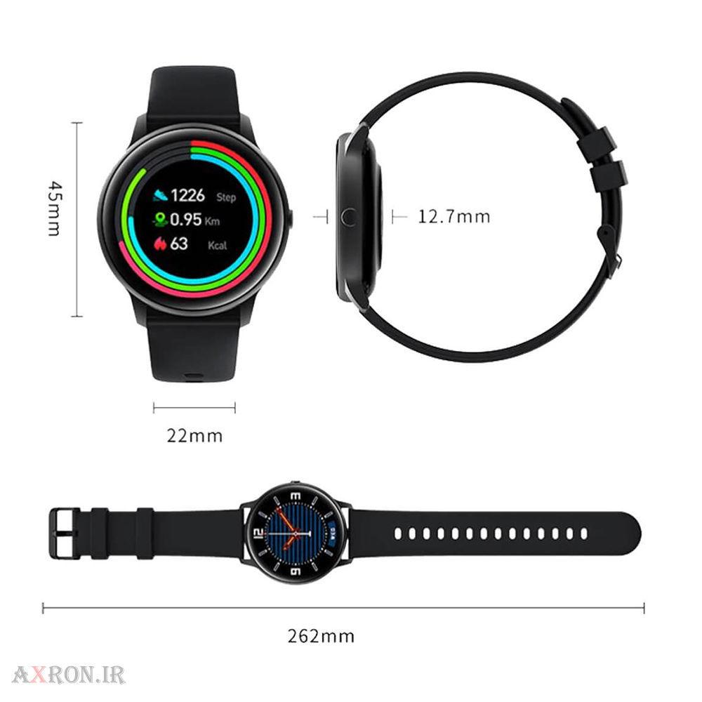 ساعت هوشمند imilab kw66